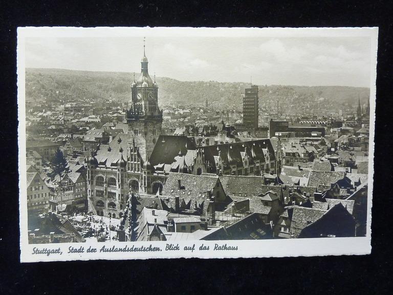 Ansichtskarten Und Postkarten Ankauf Stuttgart