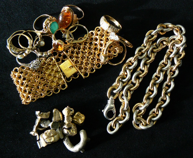 Gold silber schmuck verkauf